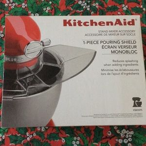 Other - Kitchen Aid Pouring Shield
